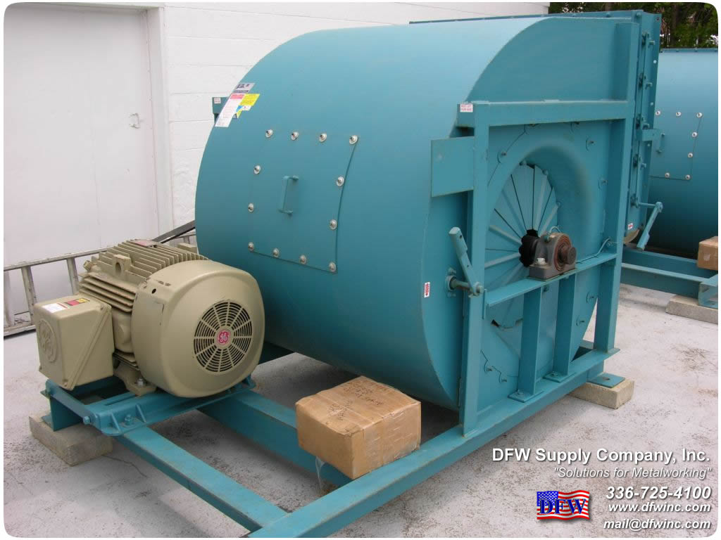 General Equipment Company Fan : Twin city fan and blower with hp ge energy saver